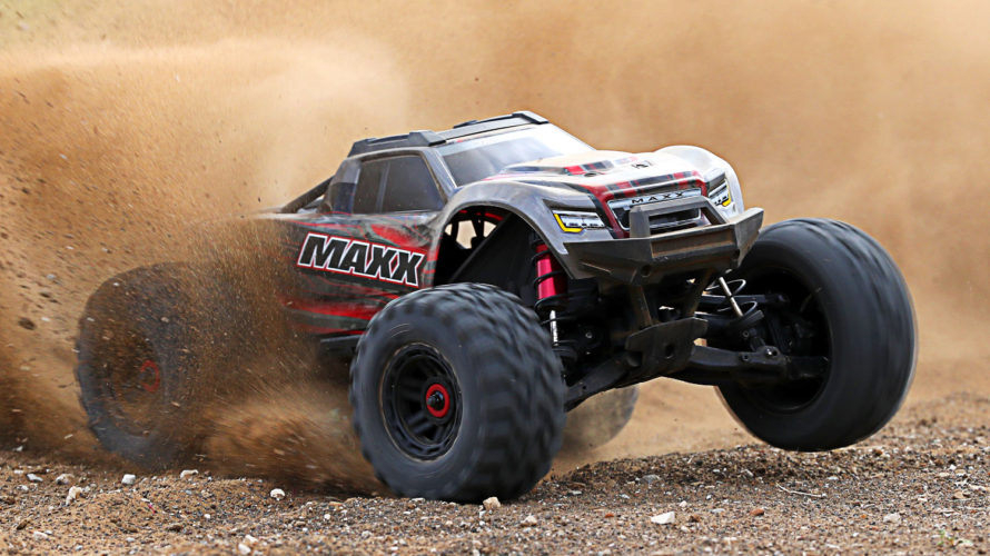 TRAXXAS「Maxx Unleashed!」プロモーションムービー公開