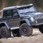 「Traxxas TRX-6 Mercedes Benz G63 AMG – The Star on Six Wheels!」ムービー