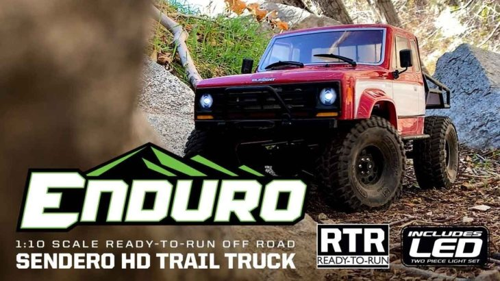 Element RC「Enduro Sendero HD RTR」プロモーションムービー